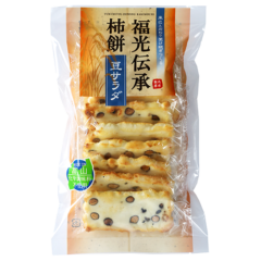 福光伝承柿餅 豆サラダ